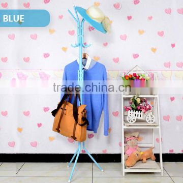 Factory direct sale different types aluminium clothes hanger stand on sale