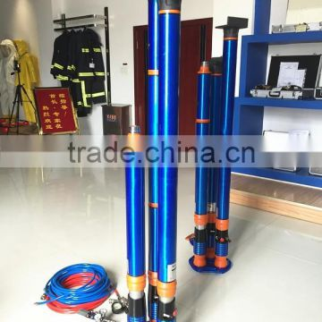 heavy rescue hydraulic tools of lifting sets in earthquake,collapse