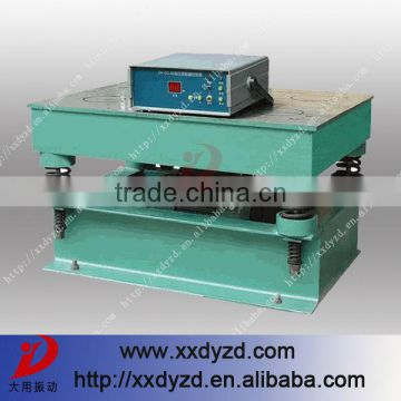 DY stable performance anti vibration table