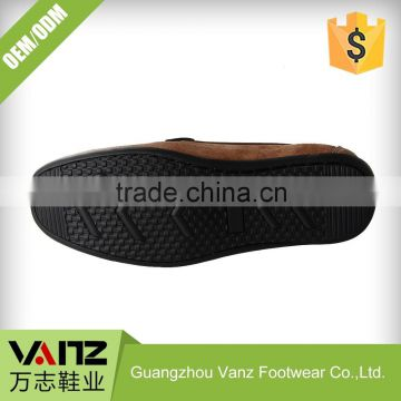 OEM ODM Production Better Quality Latest Design PU Shoes Mens Loafers Casual Shoes