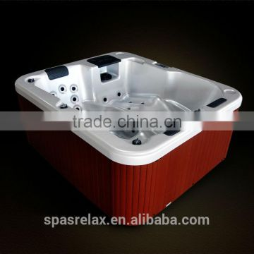 2016 Luxury Whirlpool Massage Bathtub Small Size Spa Tub A310 for 2 to 3 person