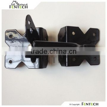 Made in China Fentech High Quality PVC Gate Hardware for Vinyl Fence Gate