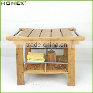 Bamboo Bench Bamboo Bench Sleek and Chic Looking /Homex_BSCI/Homex_BSCI