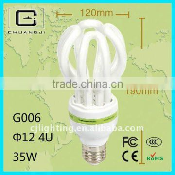 durable cheap price e24 6400k lotus energy saving bulbs