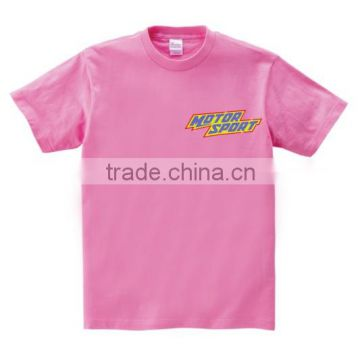 Summer short sleeve O neck Men's tee designer tshirts in china
