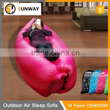 High Quality Portable Quick Set Up Hiking Camping Inflatable Sofa