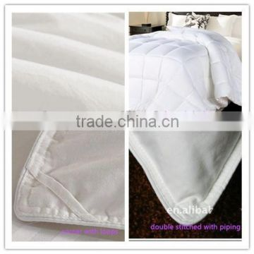 Soft and comfortable hotel for star luxury goose down quilt