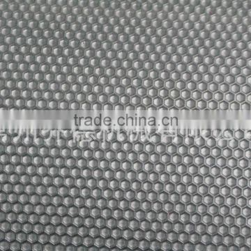 female and male embossing rollers
