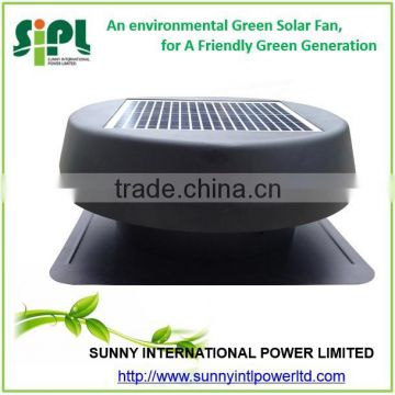 15 watt Solar Green Energy Powered Attic Air Ventilation Roof Gable Fan