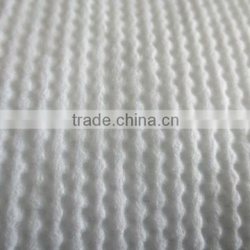 hot air nonwoven fabric composite embossing machines(with slitting and winding machine)