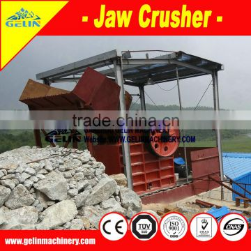 Small Jaw Crusher PE150x250