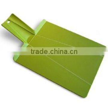 Hot selling plastic chopping board for promotion