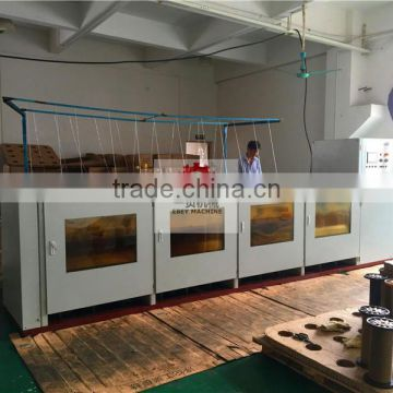 Two Spin Yarn Wire Cable Feihu Brand Cotton Twisting Machine