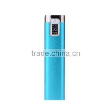 Manufacture perfume power bank 2200mah for gift promotion