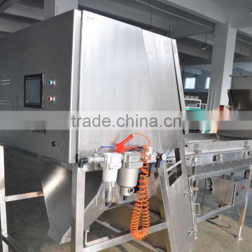 Intelligent Seafood Belt Color Sorter Machine/Color Sorter Machinery Price