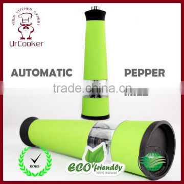 salt and pepper grinder electric pepper grinder electric salt pepper mill