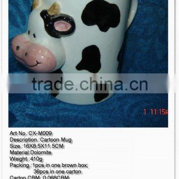 cartoon Ceramic Mug