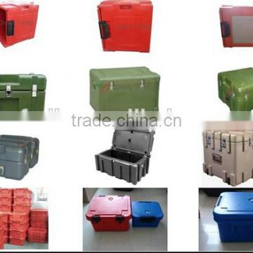 LLDPE rotomolded decorative square/rectangular tanks for retail OEM factory from foshan china