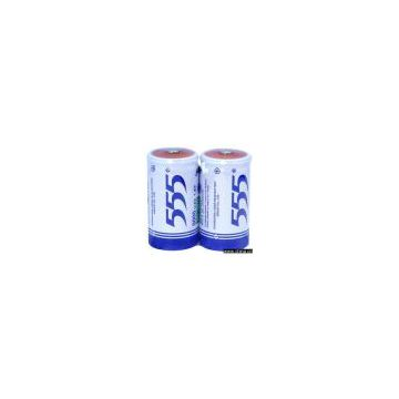Ni-MH Rechargeable Battery (Size D)