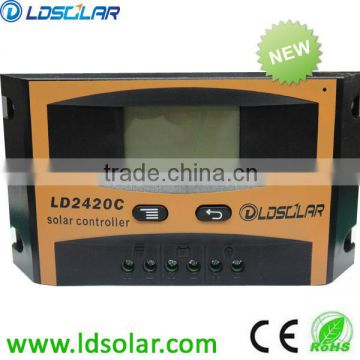 pwm solar regulator 10A 20A 12/24v for solar home system use