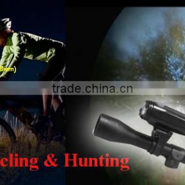 folding bike light Bicycle Front Light professional Headlamp Headlight Outdoor hunt