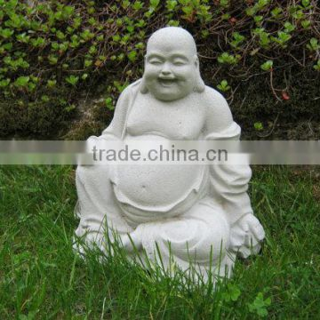 Buddha Statues Deco, White Buddha statues, Ceramic antique buddha statue for home decoration, rustic buddha statues
