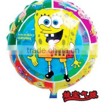 spongebob balloon