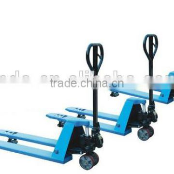 High quality CBY manual hydraulic lifter trolley