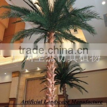 2015 SJH55627 cheap artificial palm tree hotsale fake artificial palm tree with high quality