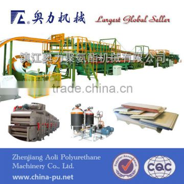 Sandwich panel machinery