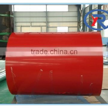 color coated steel coil Prepainted Steel Coil