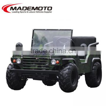 110/125/150CC Chinese Mini Jeep Willys for Kids