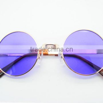 metal sunglasses custom round sunglasses 2016