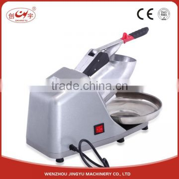 Chuangyu China Best Wholesale Websites ABS Plastic Commercial Block Ice Crusher Machine For 65Kgs / h