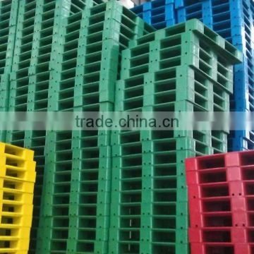 2017new year plastic pallet for warehouse racking