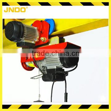2 ton electric rope hoist pa2000