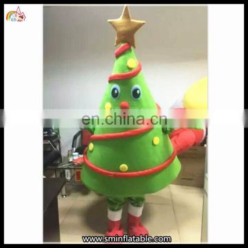 Merry Christmas Snowman Costumes Christmas Outfit Wearing For Adult