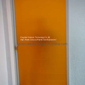 waterproof light transmission light weight honeycomb composite panel