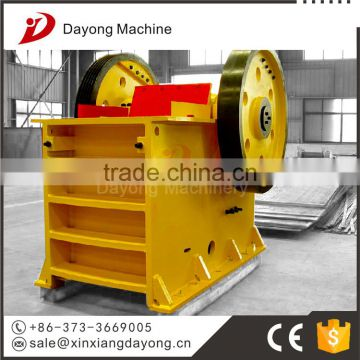 New design jaw plate for crusher