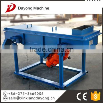 New Condition and linear motion Type mining screen sieve