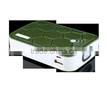 Outtos turtle surface 11200mAh portable power Bank