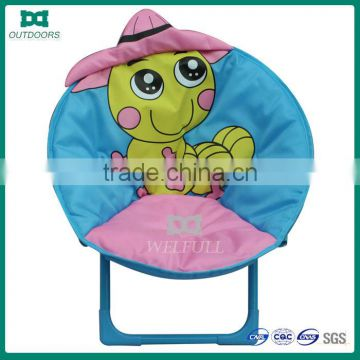 Personalised childrens cartoon moon chair