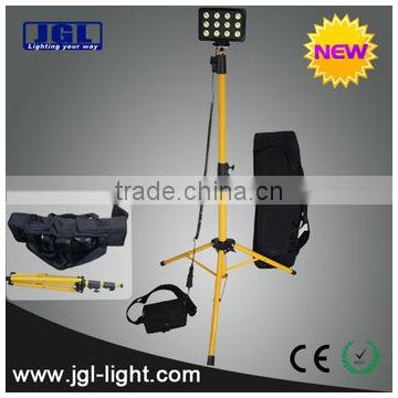 multifunctional portable camera tripod light agro-lighting maintenance equipment high quality 36w LED tripod lighting RLS-836L