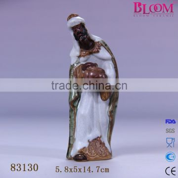 Christmas decorative nativety figurines