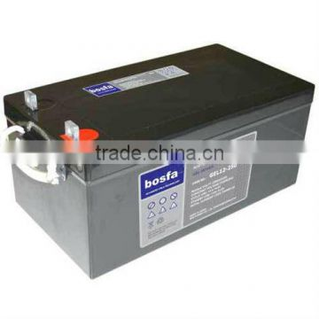 solar battery 250ah industrial gel battery 12v 250ah battery operated led plant indoor light