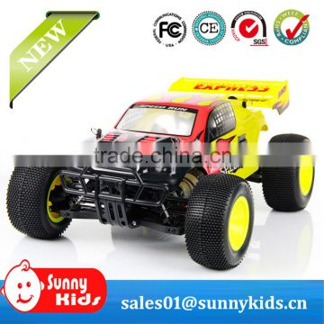 Wholesale electric rc speed racing car monster truck