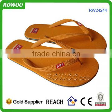 Colorful Brand Summer Rubber Beach Wholesale Flip Flops in Unisex size