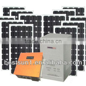 solar energy hot water heater 4000w