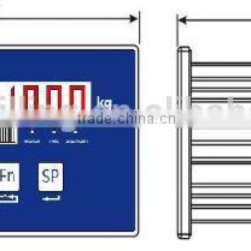 SQ1000 Control Monitor weighing indicator