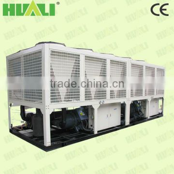 2017 Screw type air cooled water chiller CE certificate (air to water) plastic chiller
